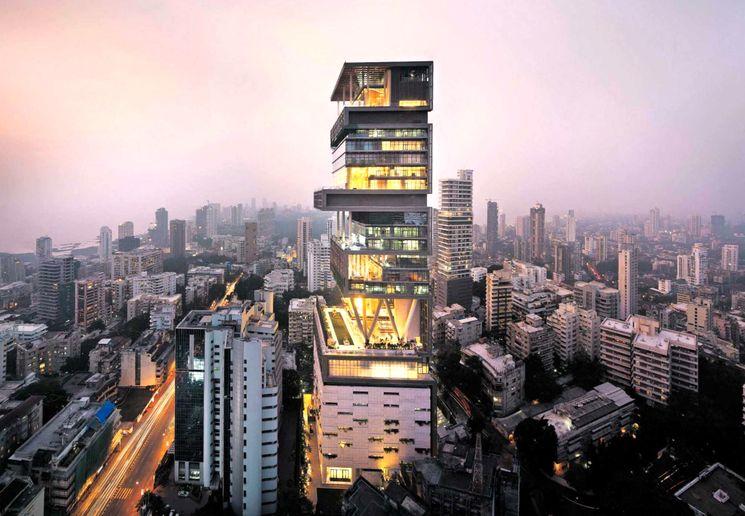 Самый дорогой дом в Индии