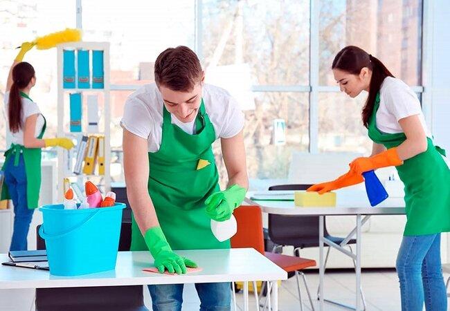 Уборка офисов — доверьтесь профессионалам!