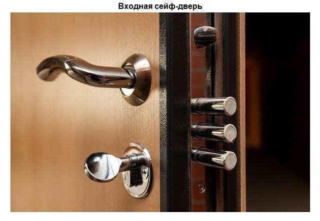 Металлические входные двери от производителя в Минске