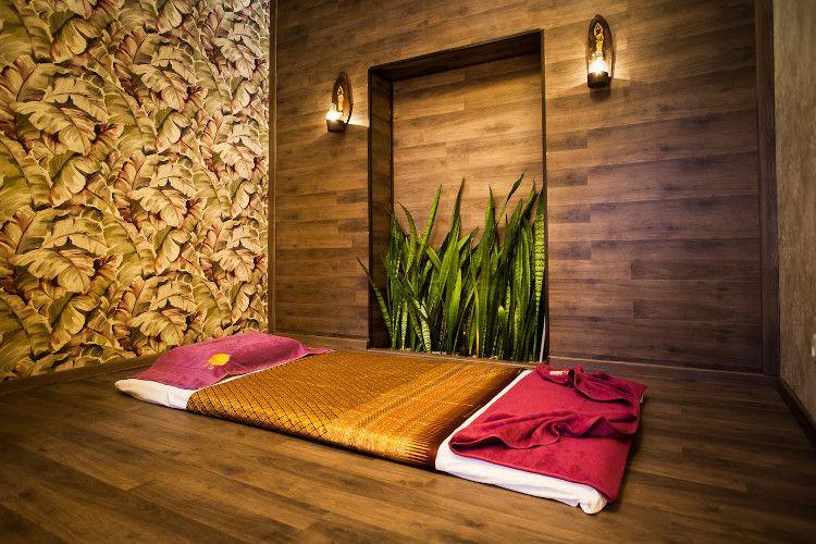 Тайский массаж в СПб. Преимущества и особенности салонов