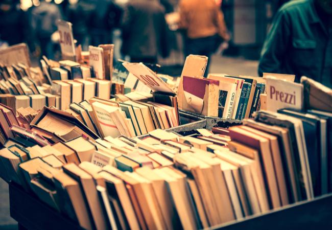 Чтение литературы. Книги по организации производства