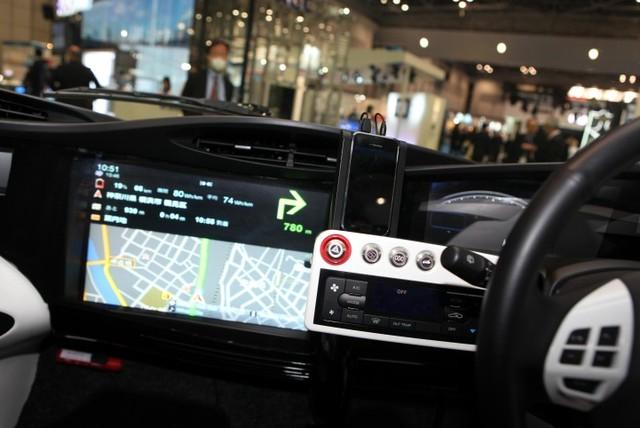 SIM-Drive электромобили из Японии