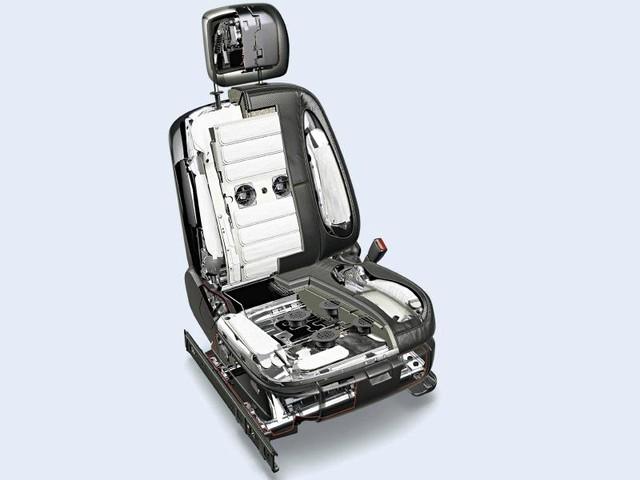 Умное автомобильное кресло
