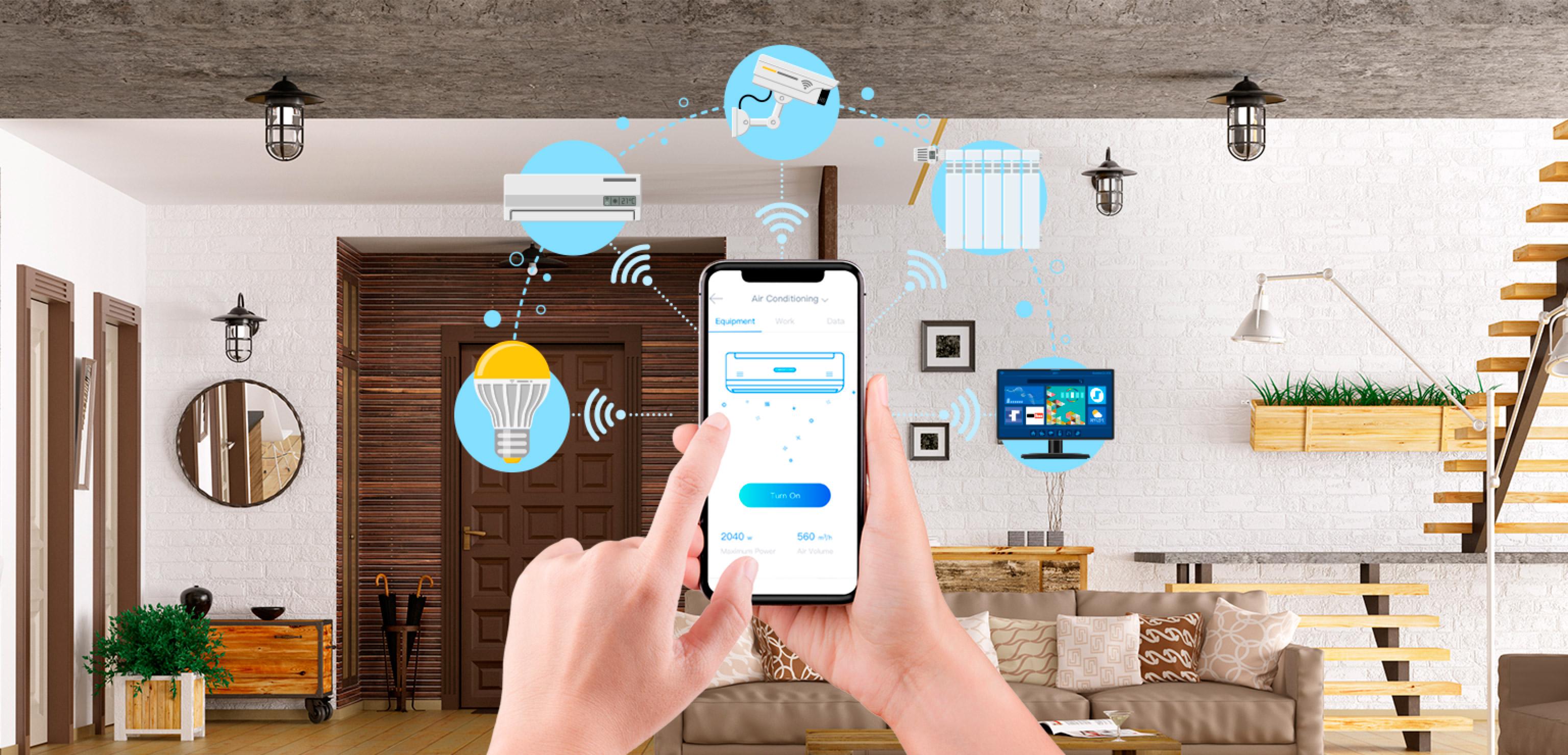 Умный дом — современная технология для каждого дома!