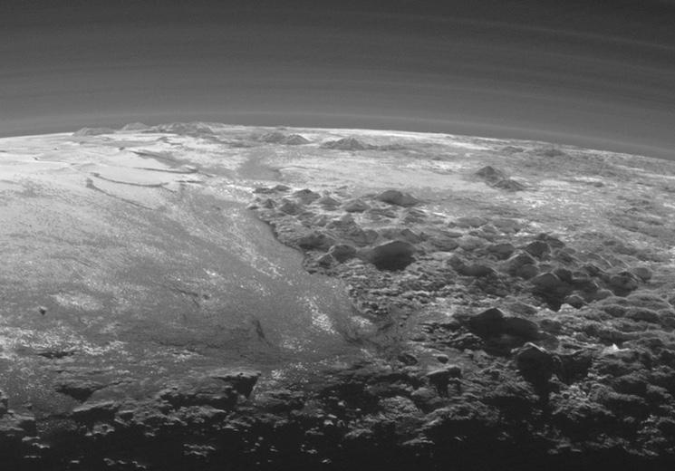 Что представляет из себя Плутон?