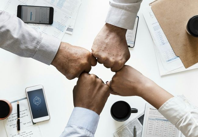 Рост бизнеса в интернете. Платформа для создания партнерской сети