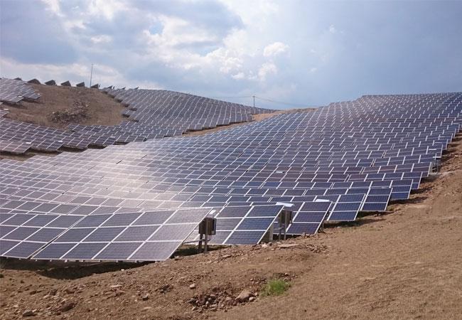 Строительство солнечных электростанций в Украине. Промышленные электростанции на солнечных батареях