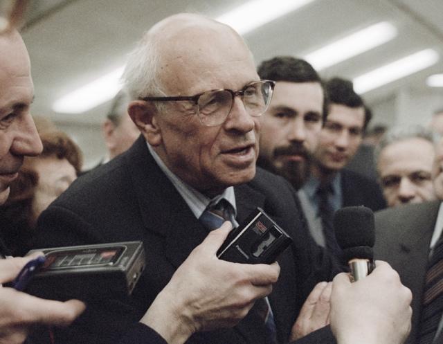 Андрей Сахаров, советский физик