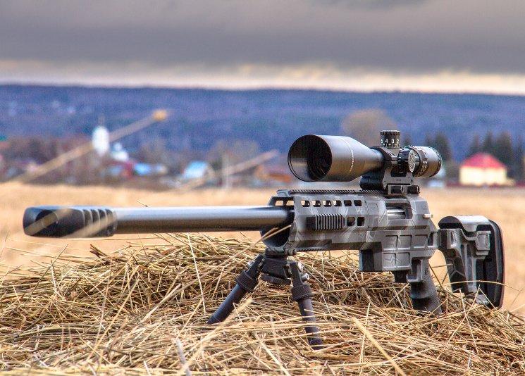 Сверхдальнобойная снайперская винтовка DXL-4