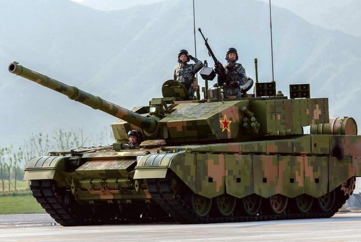 Китайский танк Тип-99