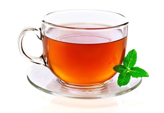 Тандем чая с натуральными продуктами
