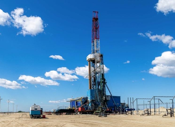 Технологический процесс добычи нефти