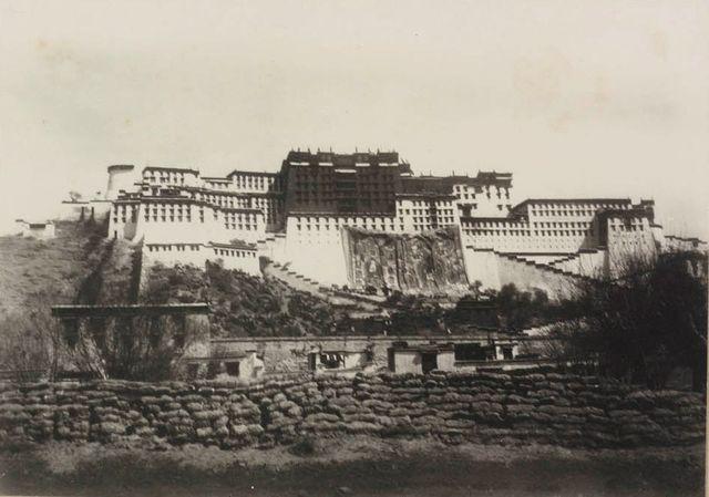 фотография тибета начало xx века
