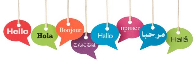 8 самых распространенных языков на планете