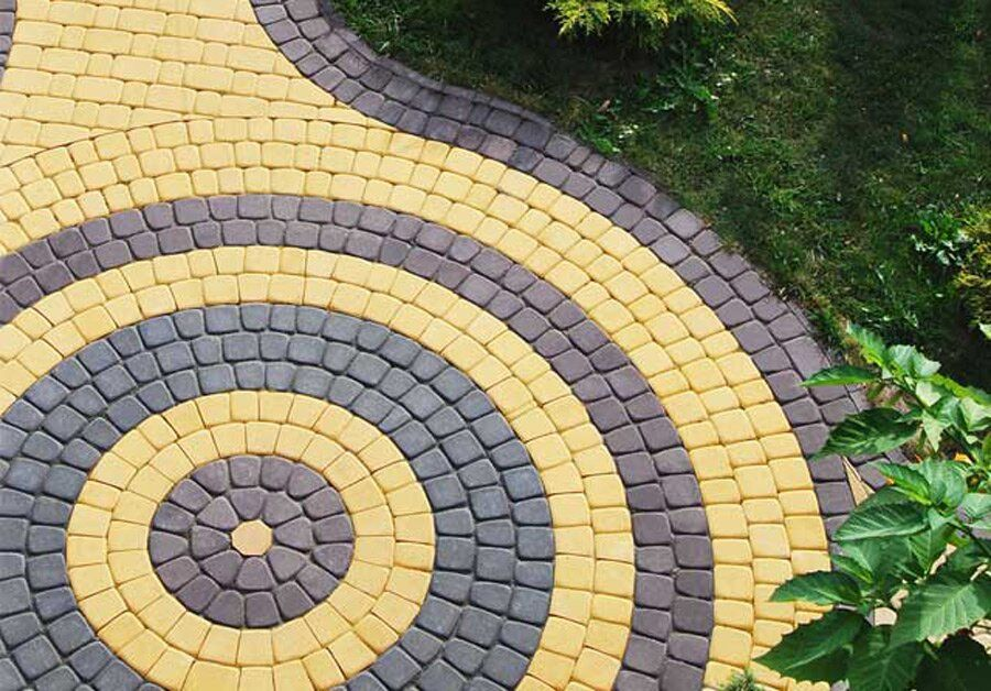 Тротуарная плитка от компании «Асторика»: разновидности и цена