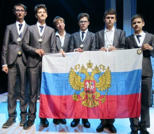 Участие российских школьников в международных олимпиадах