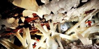 Кристаллы шахты Найка
