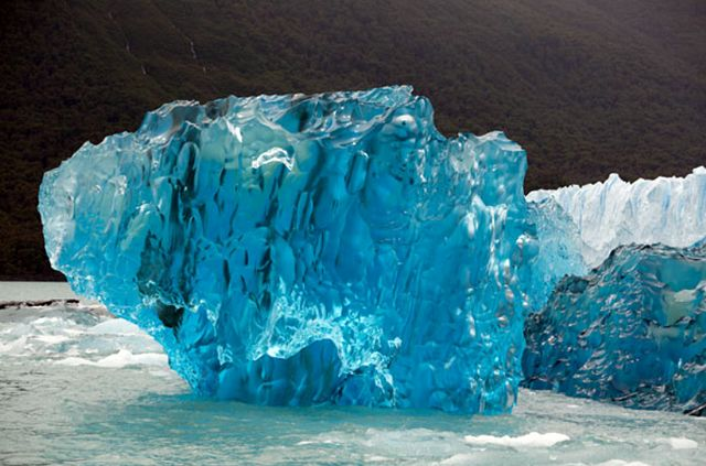 Ледник Перито Морено - достопримечательность аргентинской Патагонии