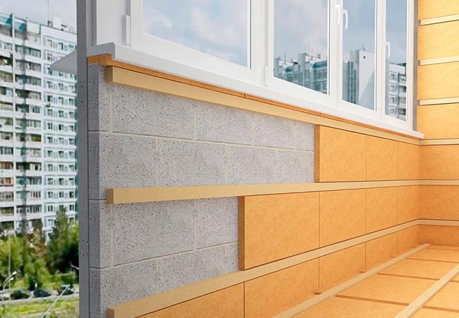 Важные строительные материалы — пенопласт