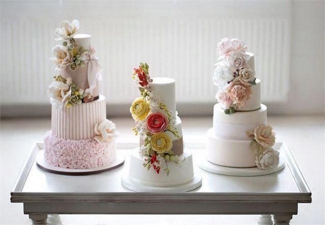 Свадебный торт под заказ