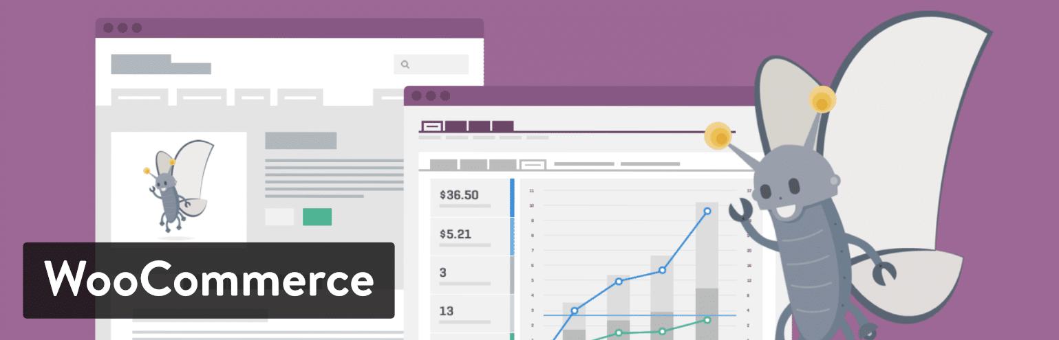 Популярность плагинов для электронной коммерции WordPress